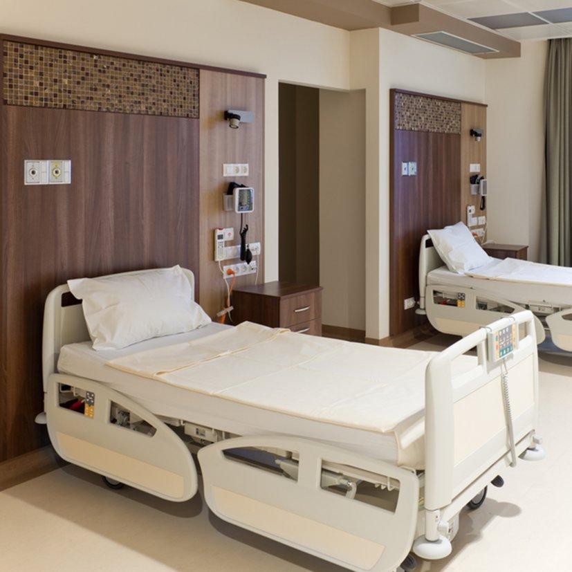 Krankenhaus Ausstattung