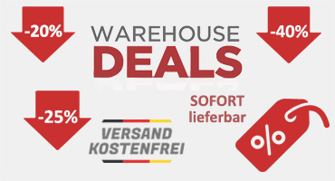 Warehouse Deals - Lagerverkauf